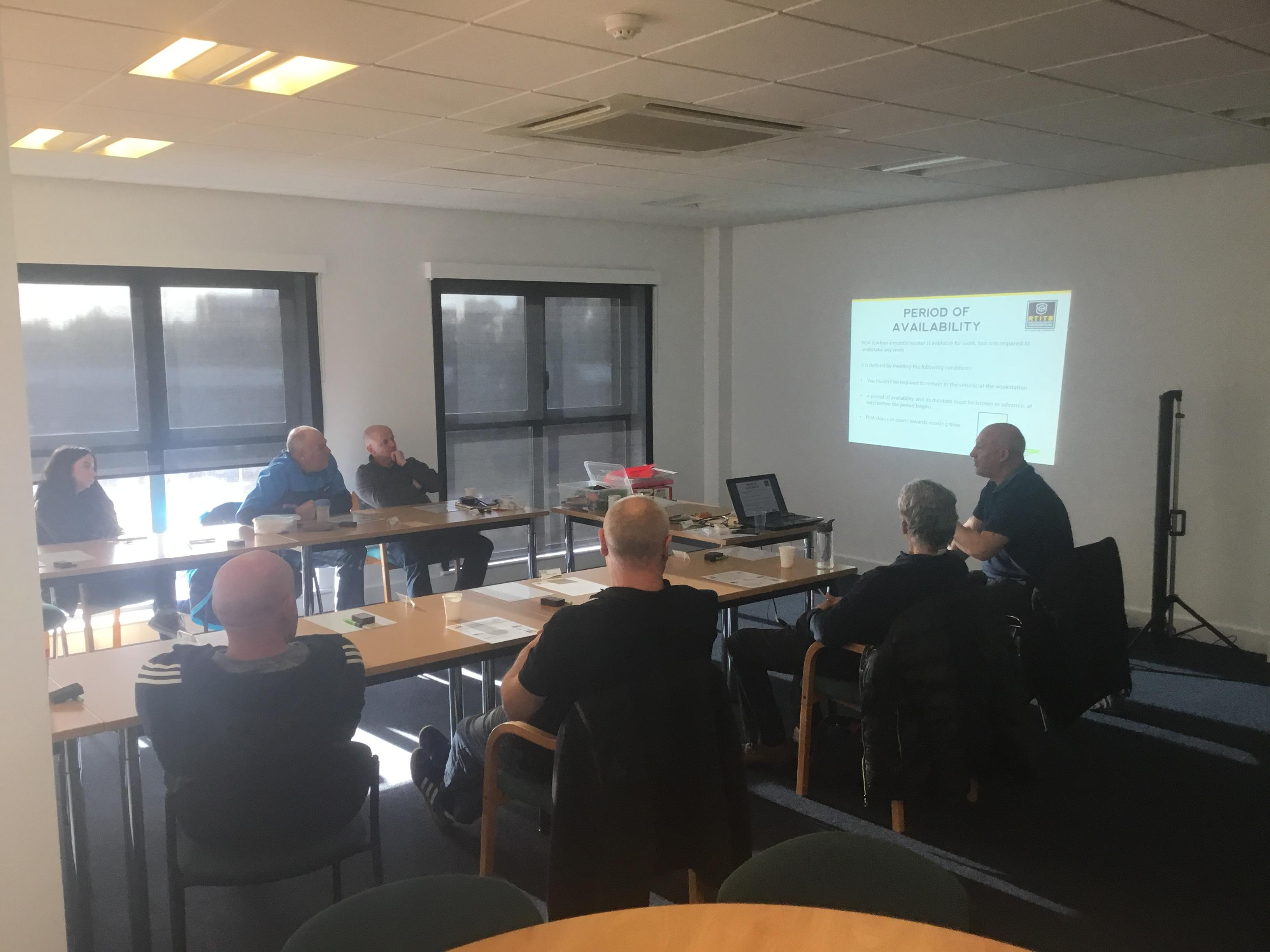 Saturday Driver CPC Course, Sunderland