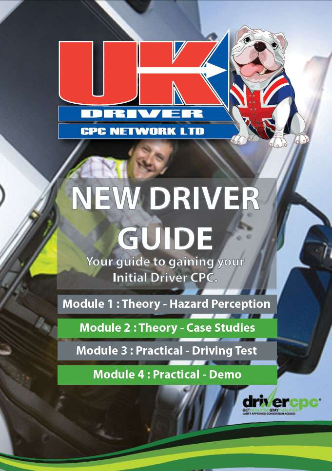 New Driver Guide Front Cover