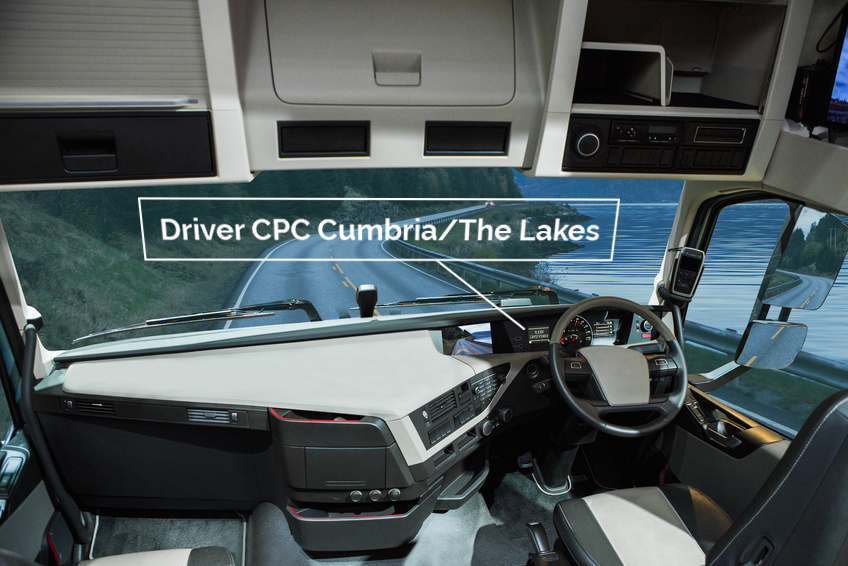 Driver CPC in Cumbria